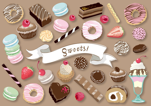 Sweets _ 01
