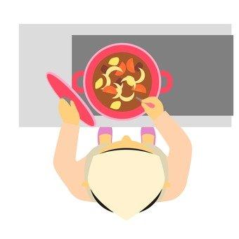 Make curry