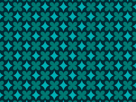Flower dressing pattern