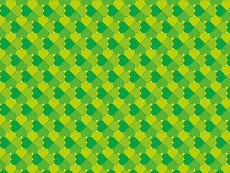 네잎 클로버 모양 1