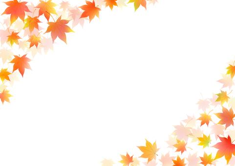 Fall image material 11