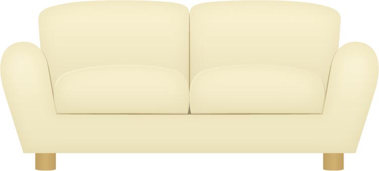 Interior _ sofa _ white