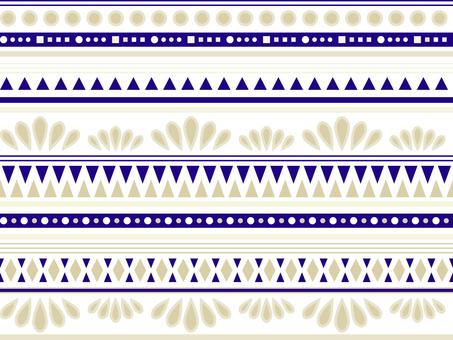 European-style pattern 01