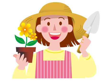 Various occupations - flower shop 2