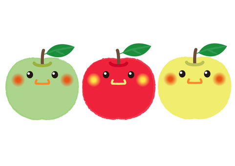 apple_ apple appeared 5