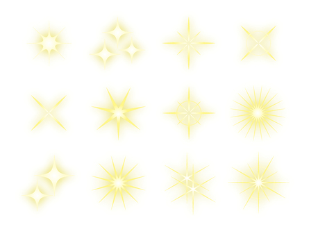 Star star glitter