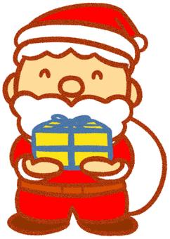 Santa Claus (present)