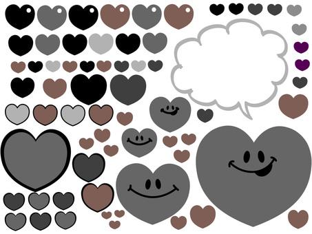 Message Heart 3