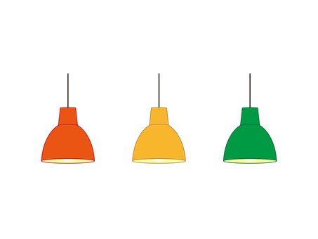 Ceiling lighting 3 colors