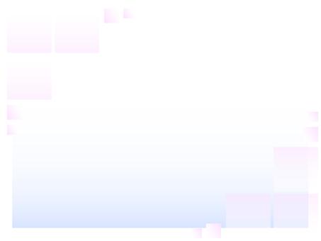 Light blue & pink frame