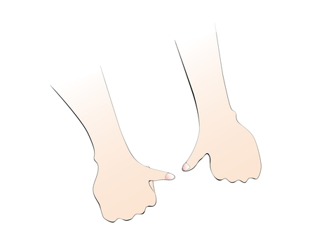 FOOT PUSH (COLOR)