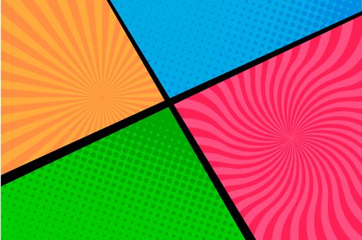Amekomi background