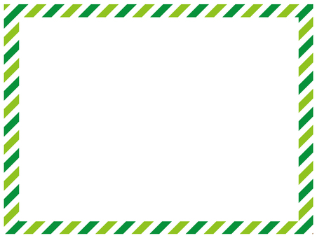 Air mail summarized in green