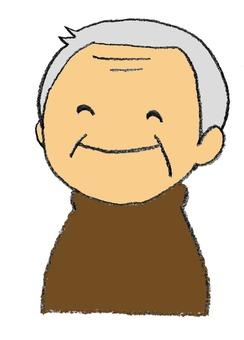 Grandfather (color)