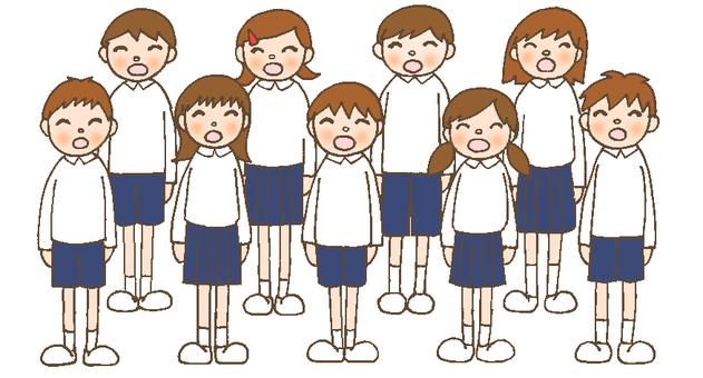 Presentation uniforms Children only