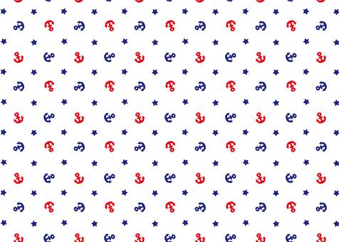 Pattern Summer Marine