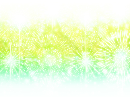 Multiple fireworks for summer background · Wallpaper Frame 1