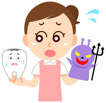 Dental hygienist dentist