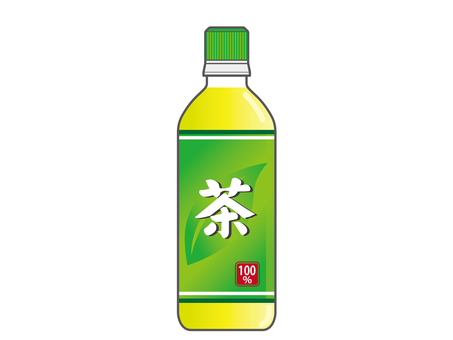 Plastic bottle tea (500ml)