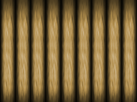 Realistic vertical log wallpaper texture material