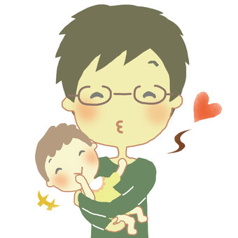 Baby and Dad 7