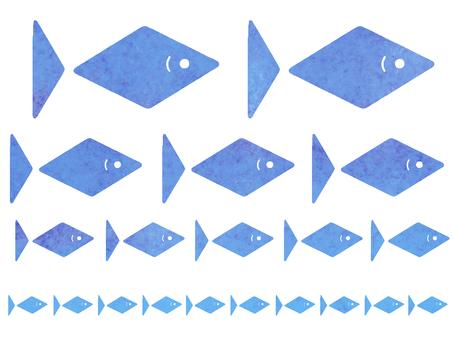 아이콘 물고기 2