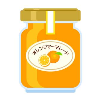 Orange marmalade jam 3