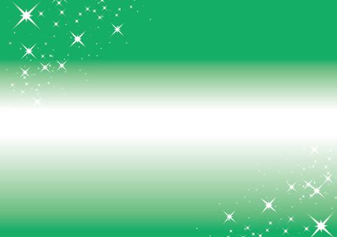 Green sparkle 14