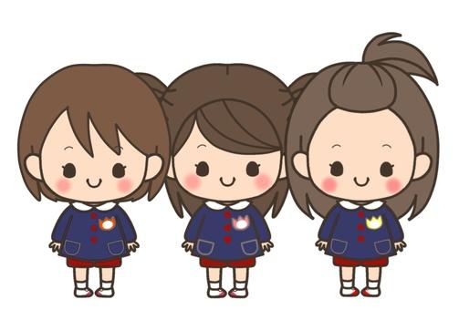 Children (girls) 2