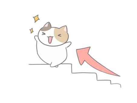 Step-up image illustration