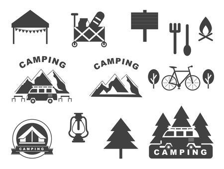 Camping material