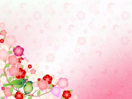 Mei shiny background background 002