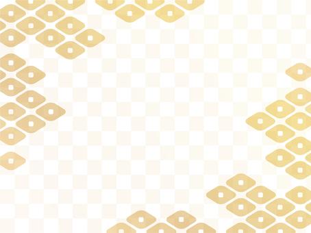 Japanese style wallpaper - Kanoko