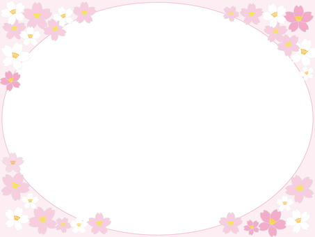 Sakura Frame 1