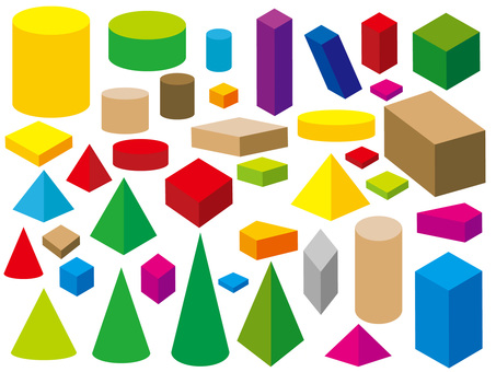 Various building blocks