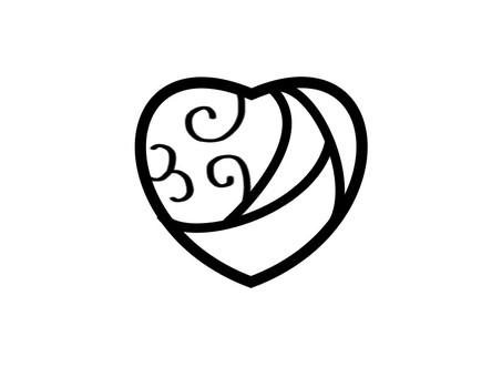Heart design 1