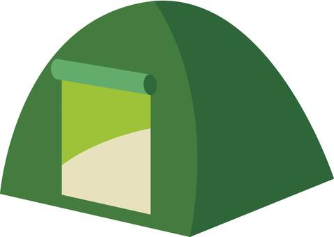 돔 텐트 (돔형)