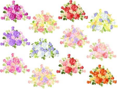 Bouquet set 1701