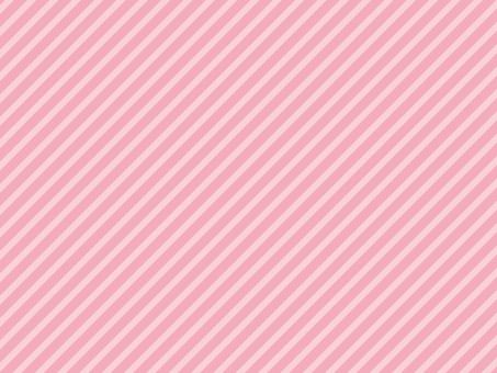 Pink stripe diagonal