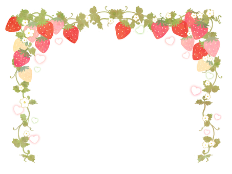 Strawberry Frame 02