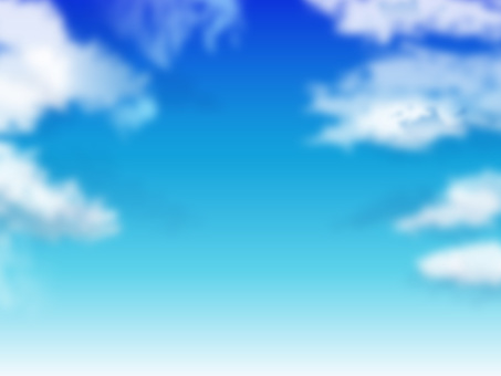 Clouds and blue sky 01