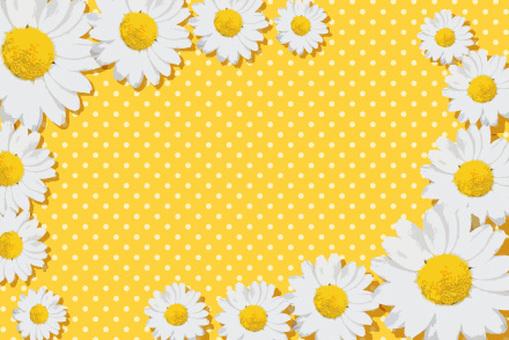 꽃 프레임 7