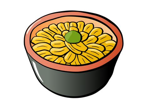 Udon rice bowl