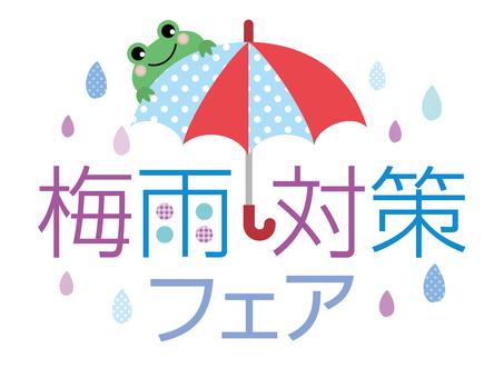 Rainy season fair _ 01