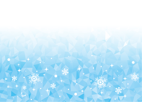 Winter image abstract background (snow) 14