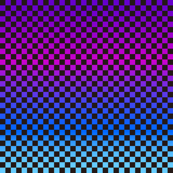 Japanese pattern background material checkered pattern black colorful