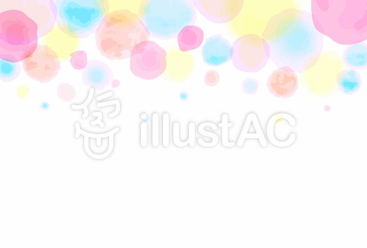 水彩画風背景04のイラスト