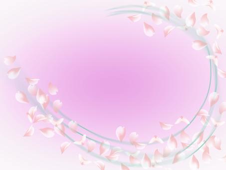 Dancing with petals