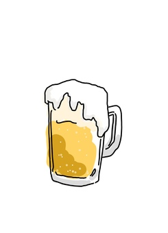 幸せの1杯