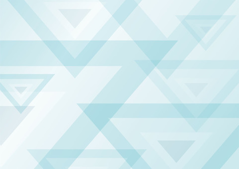 Winter mint green triangle geometry ☆ background picture